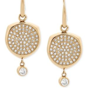 Michael Kors Beyond Brilliant Drop Earrings